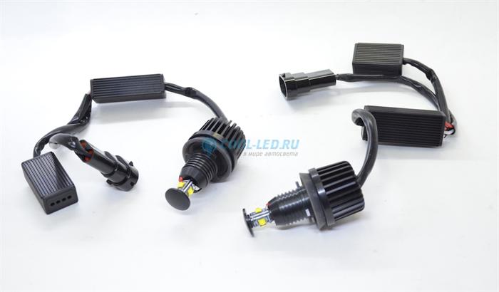 Светодиодные маркеры для BMW (БМВ) 40W H8 - фото 4317