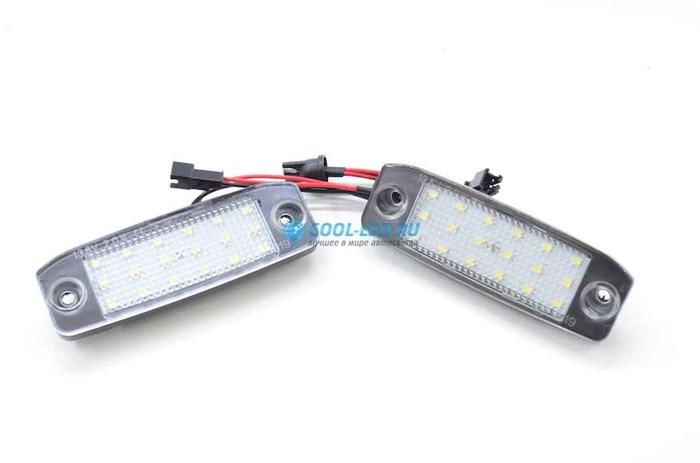 Светодиодная подсветка номера Hyundai (Хендай) Sonata - фото 4485