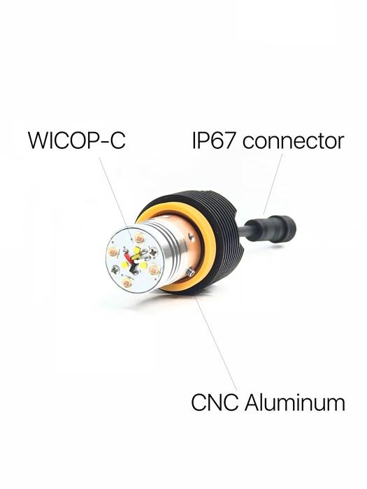 Комплект светодиодных ламп ДХО в секцию поворотника REFIT DRL - фото 6419