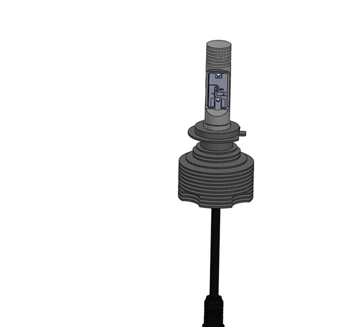 Светодиодные лампы CP с цоколем H7-3500K - фото 6435