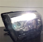 Комплект ламп ДХО габарит для Lada Vesta Refit