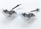 Штатные проекторы логотипа Хонда Аккорд 7/ Пилот (Honda Accord 7/ Pilot) - фото 4588