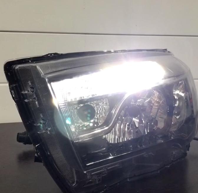 Комплект ламп ДХО габарит для Lada Vesta Refit - фото 6512