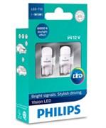 Светодиодные лампы Philips T10 6000K
