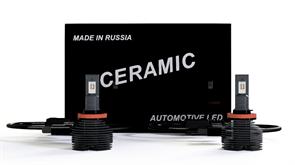 Комплект светодиодных ламп Ceramic V2 с цоколем H11/H8/H16